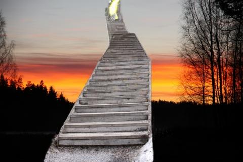 Väinö Peltonen - Portaat taivaaseen
