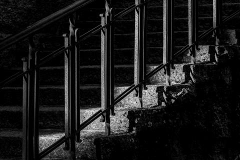 Harri Huittinen - Hämyisät portaat