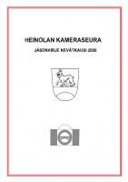 Jäsenkirje 2008